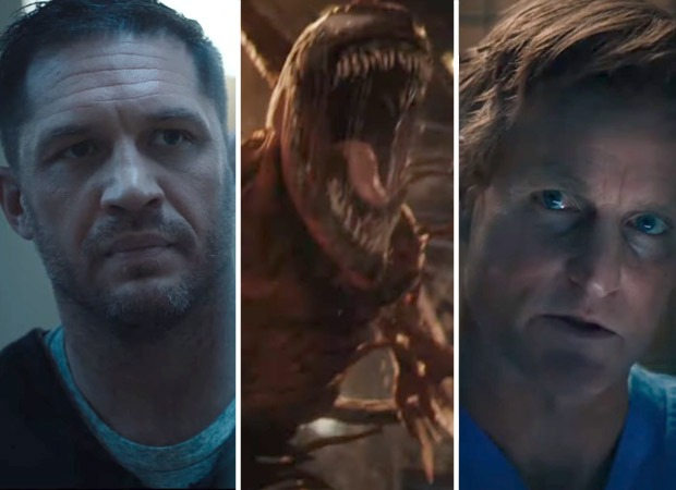 Venom: Let there be Carnage trailer unleashes Tom Hardy and Woody Harrelson's inner beast