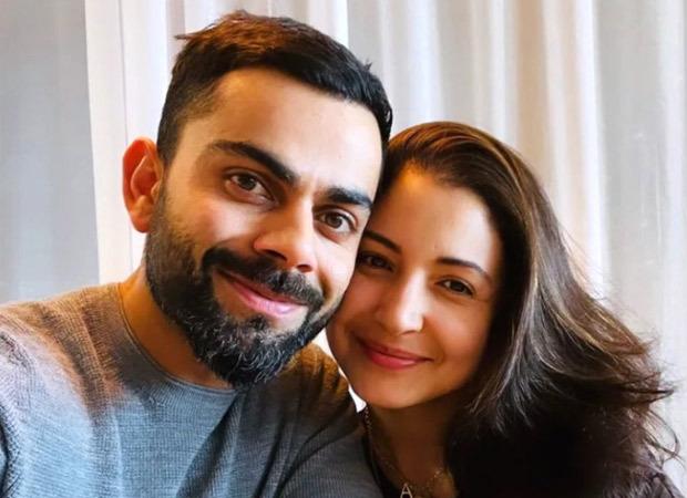Virat Kohli and Anushka Sharma pose for a joyful photo during a lunch date in London