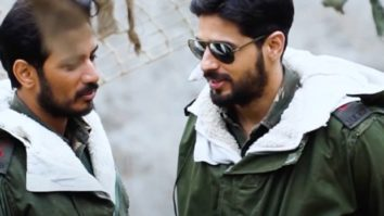 Sidharth Malhotra on how playing real heroes onscreen intensifies the acting process