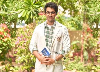 Ayushmann Khurrana heads to Prayagraj for next schedule of Doctor G; remembers Roadies shoot days
