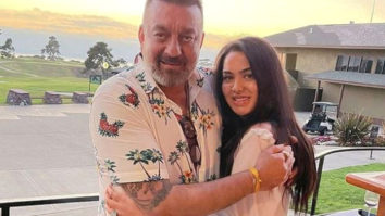 Trishala Dutt celebrates her 33rd birthday with a road trip with father Sanjay Dutt in California