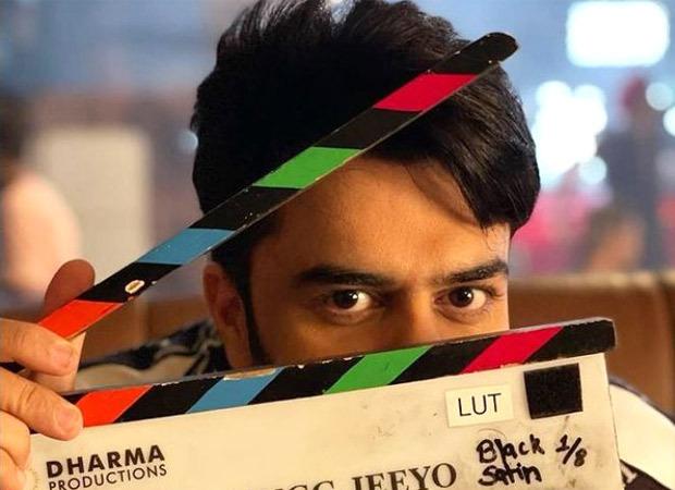 """""""We begin where we left,"""" says Maniesh Paul as he returns to the sets of Jug Jugg Jeeyo"""