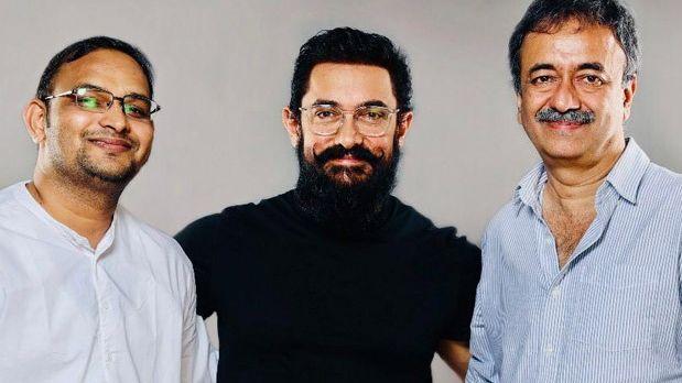 Aamir Khan, Rajkumar Hirani, and Mahaveer Jain to launch a new film policy with Hon. Lieutenant Governor of Jammu and Kashmir Shri Manoj Sinha