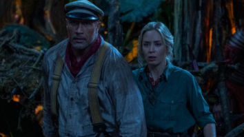 """""""When I read this script, it just pierced my heart directly because it was so nostalgic"""" – Emily Blunt on Dwayne Johnson starrer Jungle Cruise"""