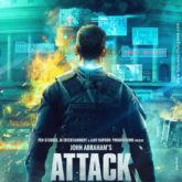 First Look of the Movie Attack