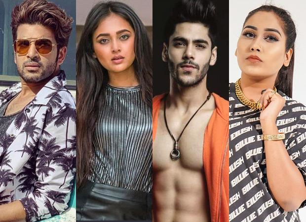 Bigg Boss 15 Confirmed Contestants Karan Kunddra, Tejaswi Prakash, Afsana Khan, and Simba Nagpal