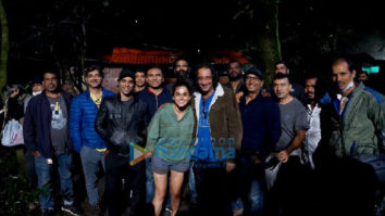 On The Sets Of Blurr