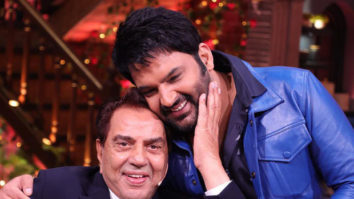 Dharmendra shares his Kapil Sharma show's experience in true Sholay style