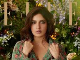 Bhumi Pednekar On The Covers Of Elle