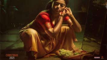 FIRST LOOK: Rashmika Mandanna stars as Srivalli in Allu Arjun starrer Pushpa