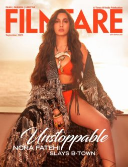 Nora Fatehi On The Covers Of Filmfare