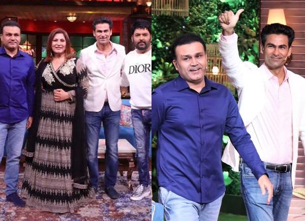 Kapil Sharma teases Mohammad Kaif about his photo with Aishwarya Rai Bachchan on The Kapil Sharma Show