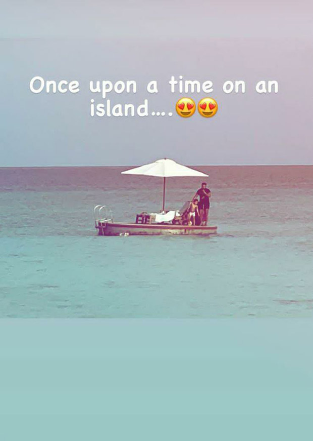 Kareena Kapoor beats the Monday Blues as she shares an adorable picture of Jeh Ali Khan from her vacation