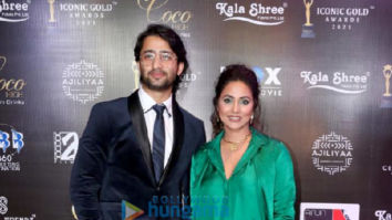 Photos: Celebs snapped attending the Iconic Gold awards