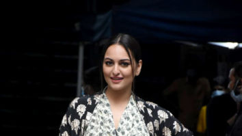 Photos: Sonakshi Sinha spotted on the sets of Dance Deewane in Goregaon
