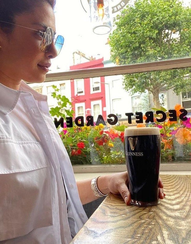 Priyanka Chopra bids adieu to summer as she welcomes fall
