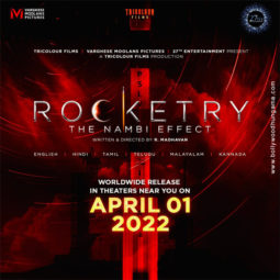 First Look Of Rocketry – The Nambi Effect