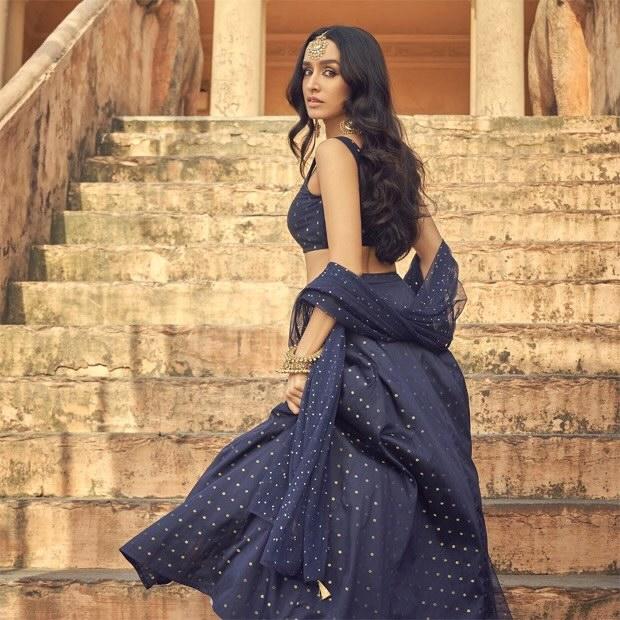 Shraddha Kapoor looks mesmerizing lehenga worth Rs. 4,900 from Indya