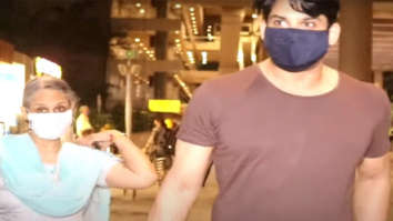 Sidharth Shukla's last public appearance was at the airport with his mother Rita Shukla