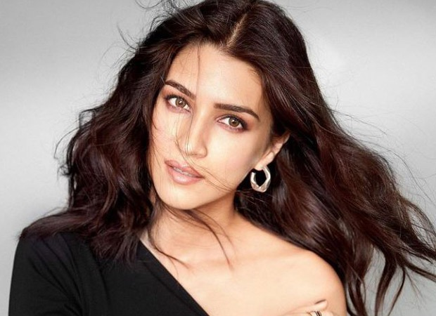 Kriti Sanon gears up for Ganapath; shares a glimpse of her prep for the role