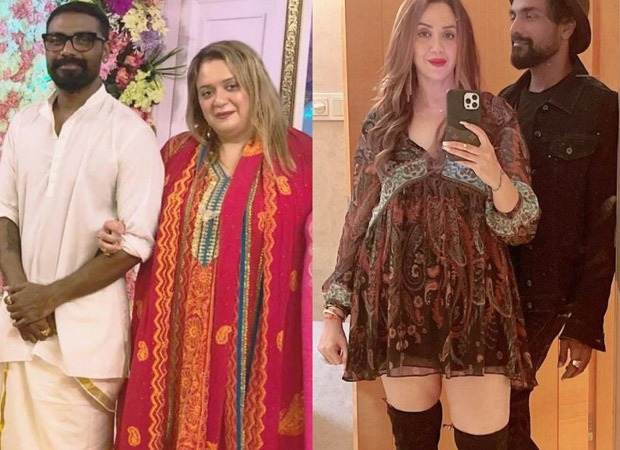 Remo D'Souza shares then and now picture with wife Lizelle after she loses 40 kgs in two years