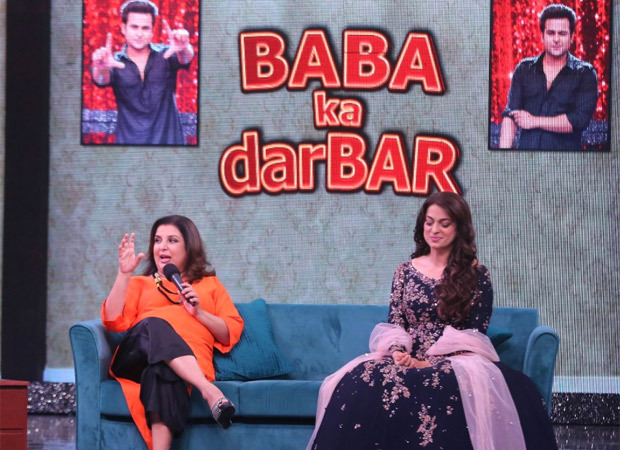Zee Comedy Show: Farah Khan has a funny advice for Shah Rukh Khan