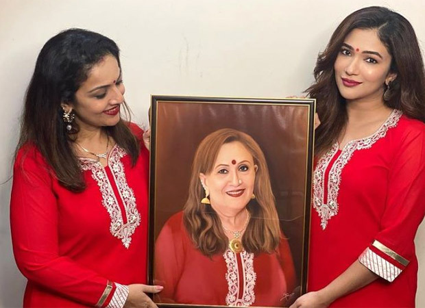 Ridhima Pandit honors her late mother with this sweet gesture on her birth anniversary