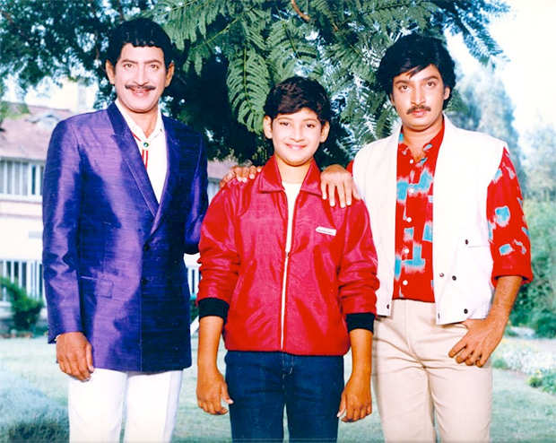 """Mahesh Babu wishes brother Ramesh with a throwback picture; says he is """"One of biggest influences"""""""