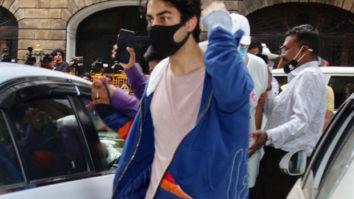 BREAKING! Shah Rukh Khan's son Aryan Khan
