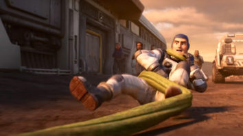 Chris Evans goes infinity and beyond in origin story of Buzz Lightyear in first teaser of Lightyear