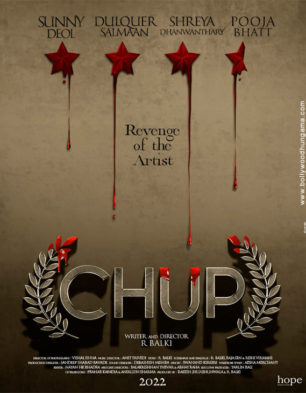 First Look Of Chup