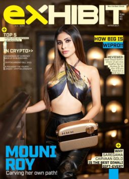 Mouni Roy On The Covers Of Exhibit