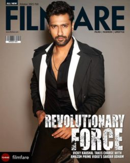 Vicky Kaushal On The Covers Of Filmfare