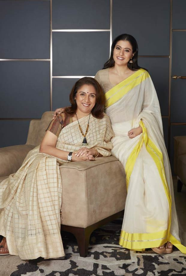 Kajol and Revathy collaborate for a very special film titled The Last Hurrah