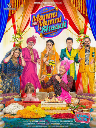First Look Of The Movie Mannu Aur Munni Ki Shaadi