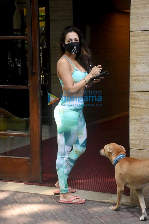Photos Malaika Arora spotted in Bandra (4)