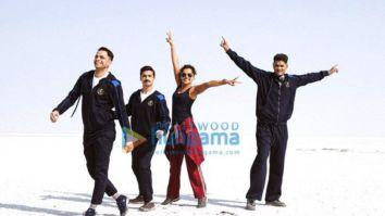 On The Sets Of The Movie Rashmi Rocket