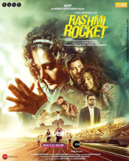 First Look Of Rashmi Rocket