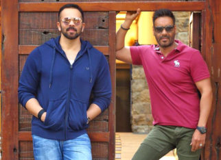 Rohit Shetty challenges Ajay Devgn to perform a blockbuster stunt on his expedition 'Into the Wild with Bear Grylls'
