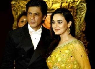 Preity Zinta visits Shah Rukh Khan after court reserves Aryan Khan's bail order for October 20