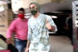 Snapped Ranbir Kapoor at a clinic in Bandra, Mumbai