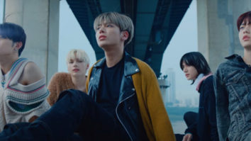 TXT transport to the magic island in fantastical music video for 'Frost' from studio album The Chaos Chapter: FREEZE