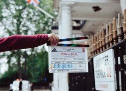 On The Sets Of The Movie Tara Vs Bilal