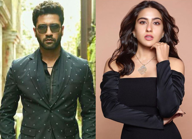 Vicky Kaushal and Sara Ali Khan to play a married couple in Laxman Utekar's next; film to be set in the backdrop of PM Awas Yojana