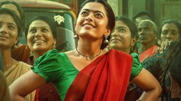 """Rashmika Mandanna opens up about working on Pushpa, says """"It has given me an opportunity to explore a different side of me"""""""