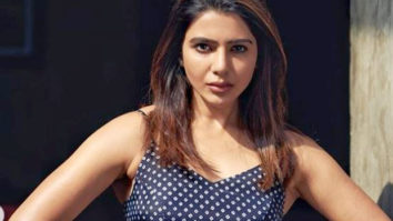 Samantha Ruth Prabhu lifts dumbbells half her size; credits her fitness trainer