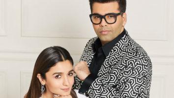 Karan Johar keen to mentor Alia Bhatt for 'One Mic Stand' in future as a comic