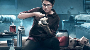Amala Paul announces her production house with the first look poster of Cadaver
