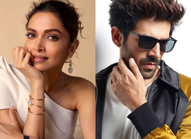 Will Deepika Padukone and Kartik Aaryan say YES to Dinesh Vijan's next