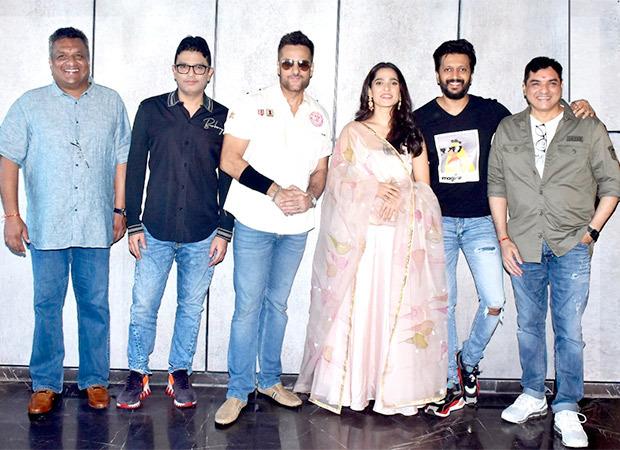 Bhushan Kumar and Sanjay Gupta back Riteish Deshmukh and Fardeen Khan starrer Visfot